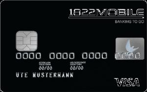 1822MOBILE Kreditkarte Studenten