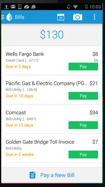 Mint App beste Finanzapp