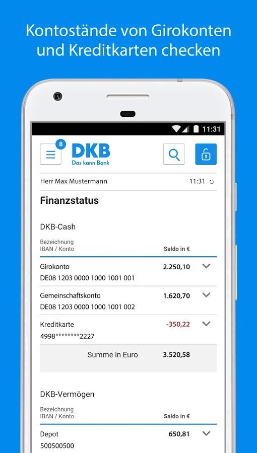DKB Multibanking