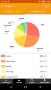 Finanz App Money Manager
