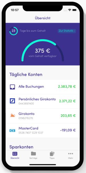 Finanzguru App