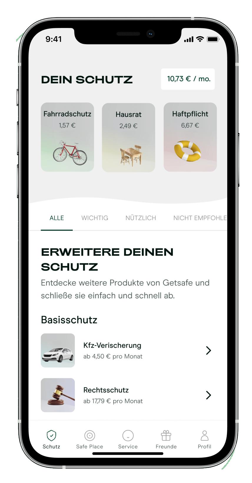 getsafe-App