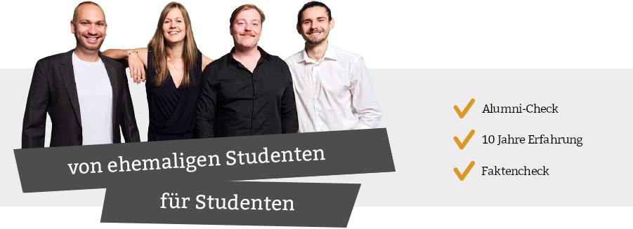 Studenten Girokonto Team Banner